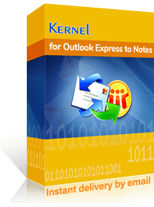 Kernel for Outlook Express to Notes