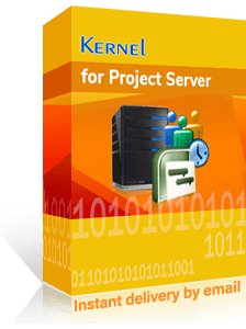 Kernel for Project Server Recovery