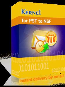 Kernel for PST to NSF Converter