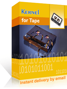 Kernel Tape Recovery