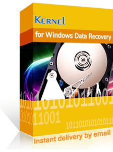 Kernel for Windows Data Recovey