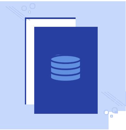 Look for duplicate database files