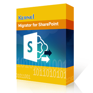 Kernel Migrator for SharePoint
