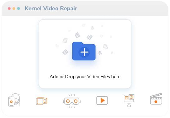 add multiple video files for repair