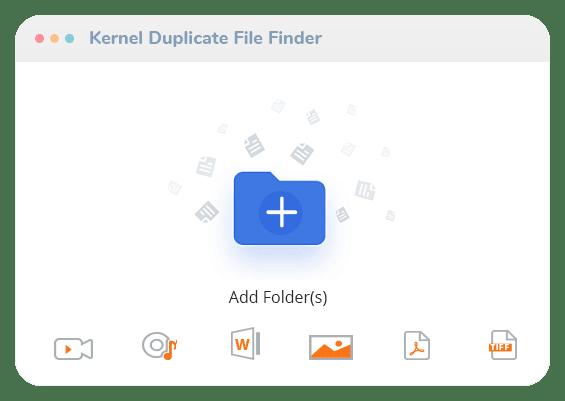 Kernel Duplicate File Finder