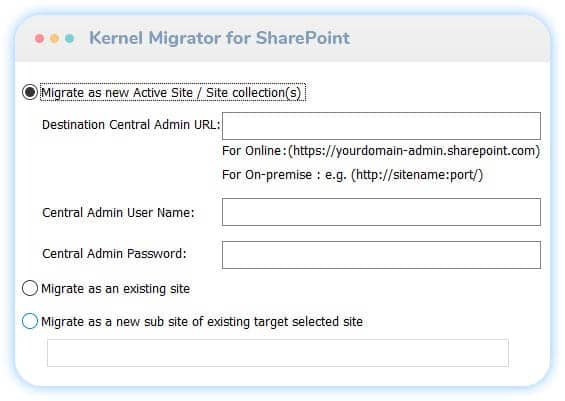 Kernel Migrator for SharePoint video thumb