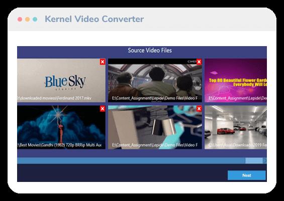 Kernel Video Converter