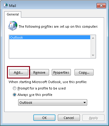add the file