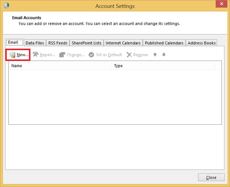 Microsoft Outlook Timeout Error 0x8004210a