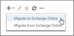 Migrate to Exchange Online