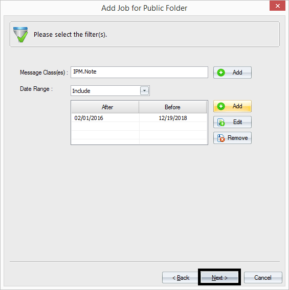 How to Migrate Exchange 2007 & 2010 Public Folders to Office