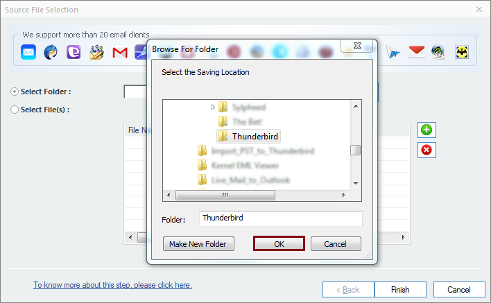 Adding MBOX files for Gmail Import