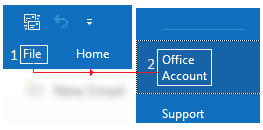 select Office Account