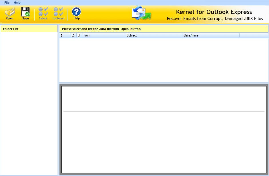 File type description