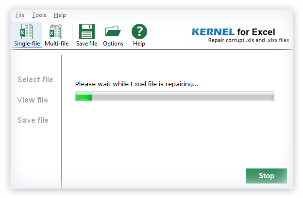 Excel Repair Software to Repair Corrupted & Damaged MS Excel Files
