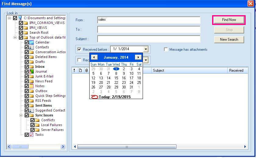 How Kernel Outlook PST Viewer Software Works