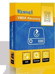 Kernel VMDK Recovery
