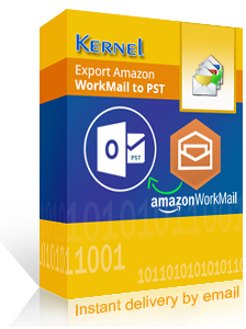 Export Amazon WorkMail to PST