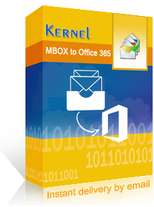 Kernel MBOX to Office 365