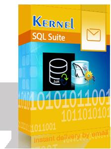 Kernel SQL Suite
