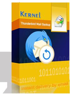 Kernel Thunderbird Mail Backup