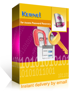 Kernel for Access Password Recovery