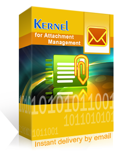 Kernel Outlook Attachment Extractor