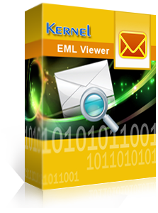 Kernel EML Viewer