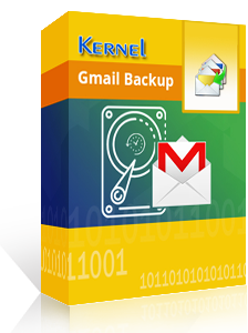 Kernel Gmail Backup