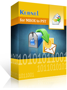 Kernel for MBOX to PST Converter