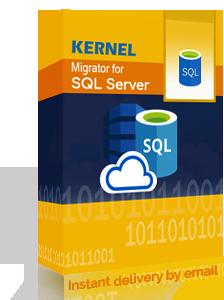 Kernel Migrator for SQL Server