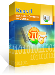 Kernel for Notes Contacts to Outlook
