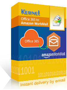 Office 365 to Amazon WorkMail
