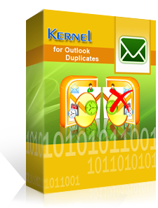 Kernel for Outlook Duplicates