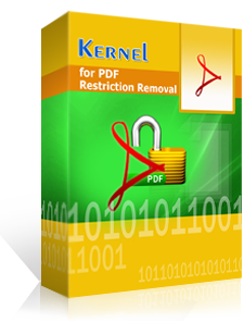 Kernel for PDF Restriction Removal