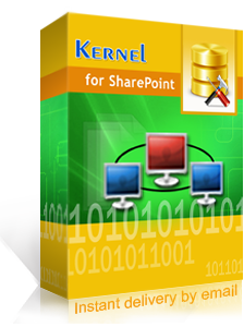 Kernel SharePoint Server Recovery