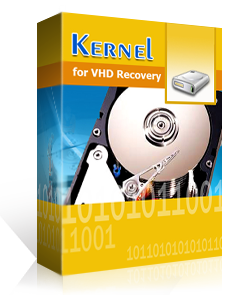 Kernel for VHD Recovery
