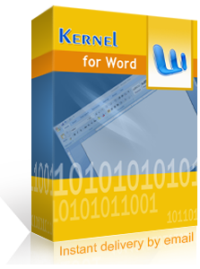 Kernel for Word Repair