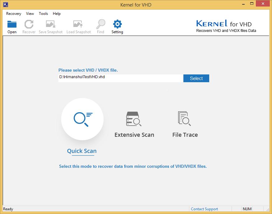 Windows 7 Kernel for VHD Recovery 17.1 full