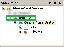click Add new SharePoint Site